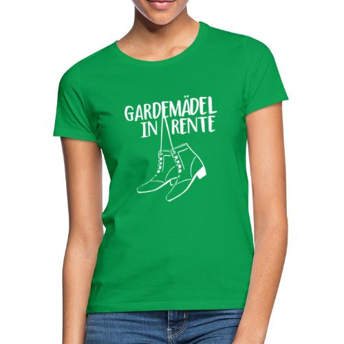Gardemaedel - Frauen T-Shirt