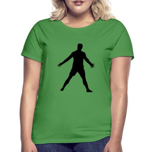 Cristiano Pose - Frauen T-Shirt