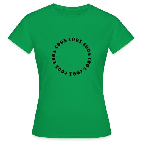 COOL COOL - Camiseta mujer
