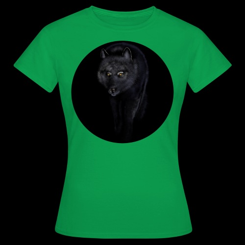 Black Wolf - Women's T-Shirt
