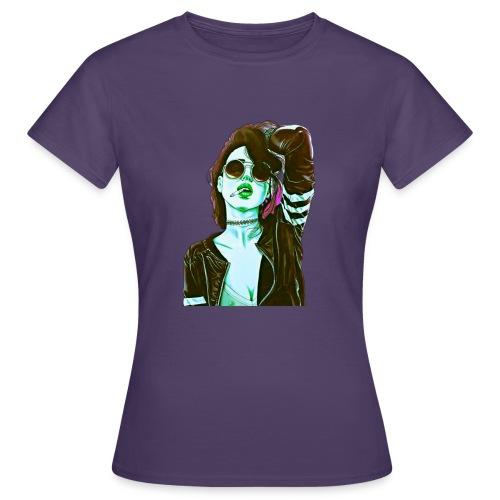 01 03 04 04 59 - Frauen T-Shirt
