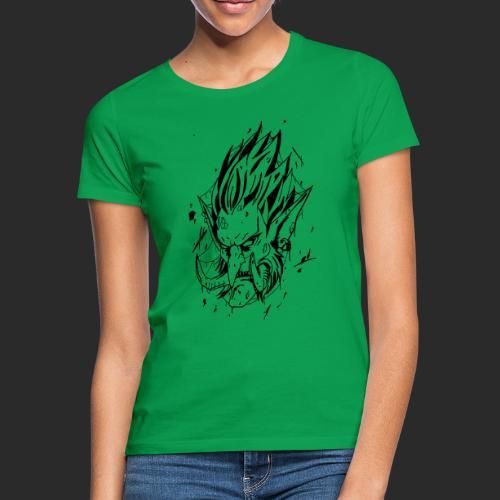Troll style tattoo - T-shirt Femme