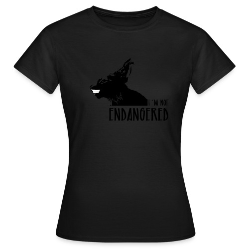 Endangered - Camiseta mujer