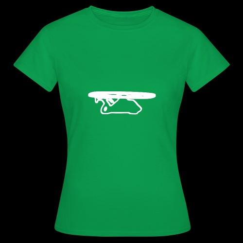 comanche - Frauen T-Shirt