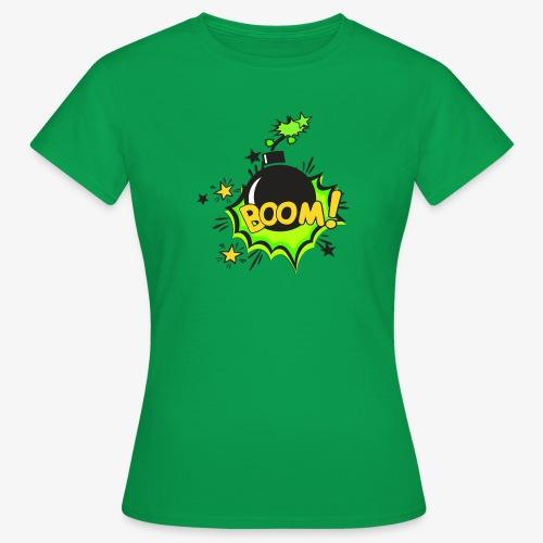 Serie Animaciones de los 80´s - Camiseta mujer