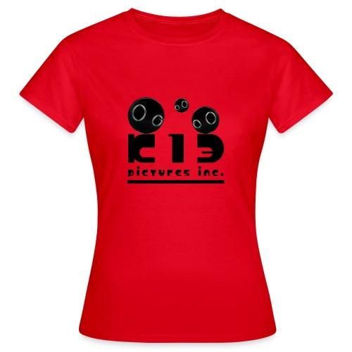 k13 logo - T-shirt Femme