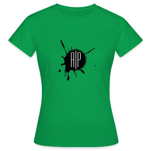 Atomic-Print - T-shirt Femme