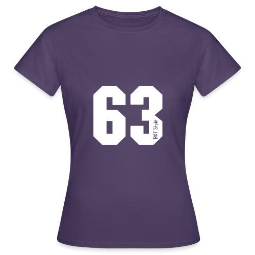 Bulldozer 63 - Maglietta da donna