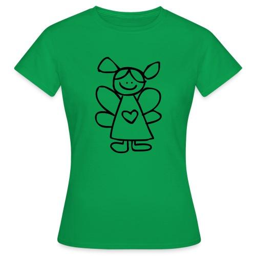 belinda's engeltje - Vrouwen T-shirt