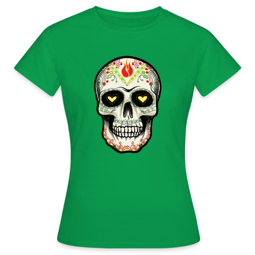 TETE DE MORT 1 - T-shirt Femme