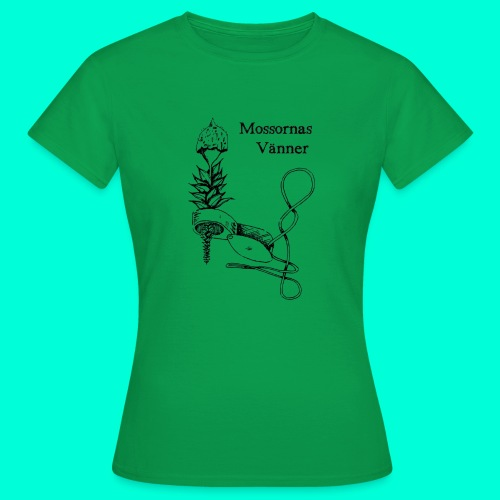 mossvanner - T-shirt dam