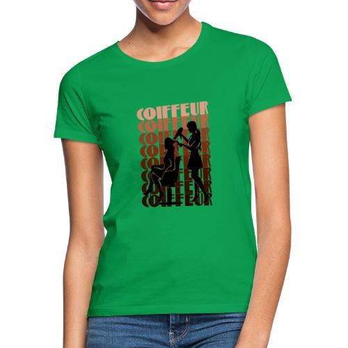 Coiffeur - Frauen T-Shirt