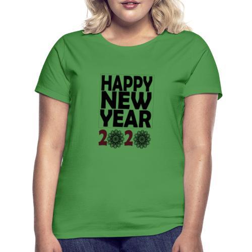 Happy new year 2020 T-shirt - T-shirt Femme