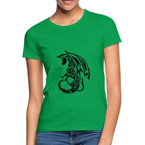 T-shirt Eaven Tribal - Dragon Clair Femme - T-shirt Femme