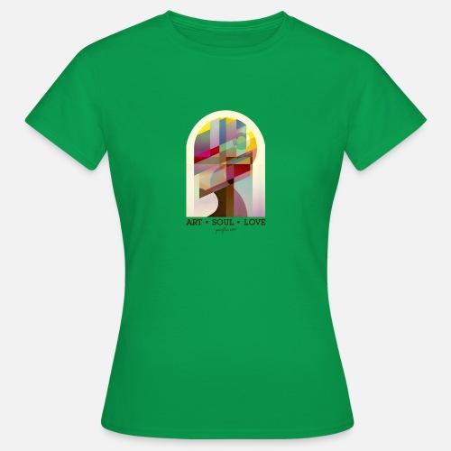Farbenlehre - Frauen T-Shirt