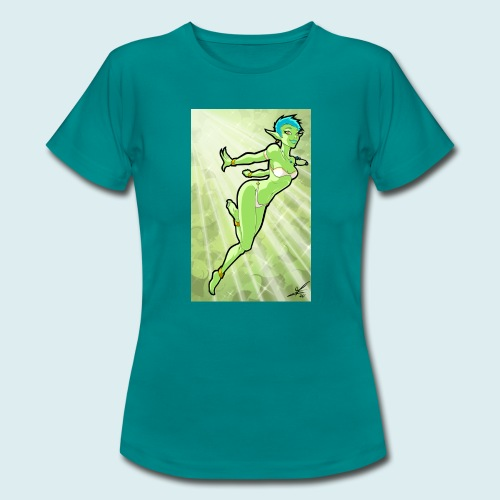 Pixie - Maglietta da donna