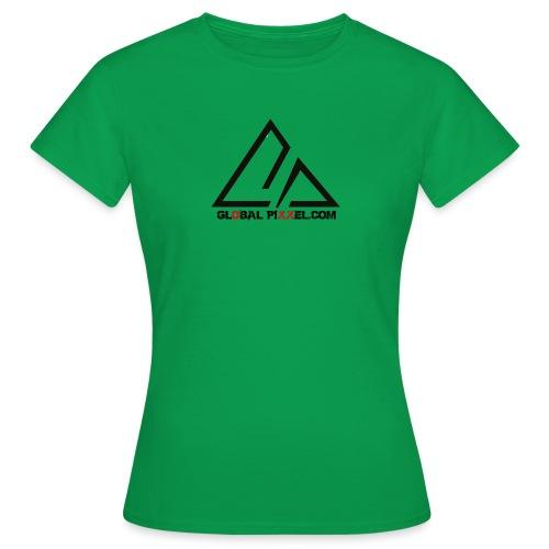 globalpixxel.com - Frauen T-Shirt