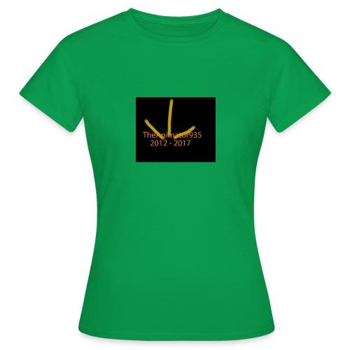 TheAnimator935 Logo - Women's T-Shirt