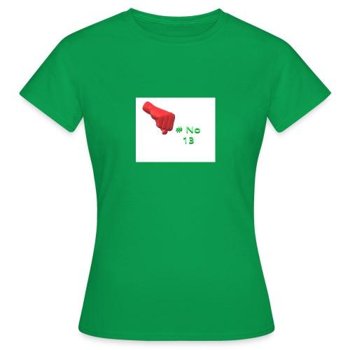 # NO 13 - Frauen T-Shirt