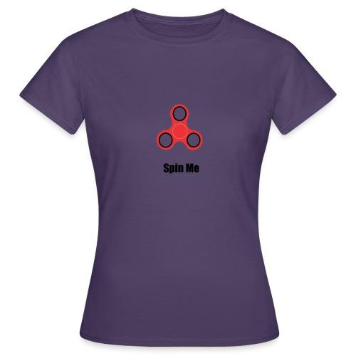 Oluwah- Spin me - Women's T-Shirt