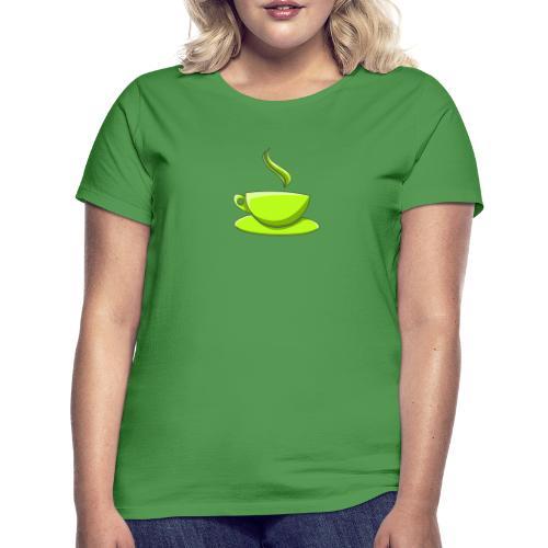 Manuccino - Frauen T-Shirt