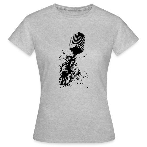 dirtymic - Vrouwen T-shirt