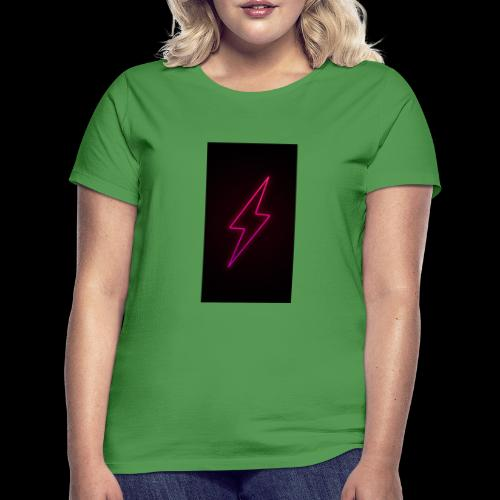 neon lighting copy - Women's T-Shirt