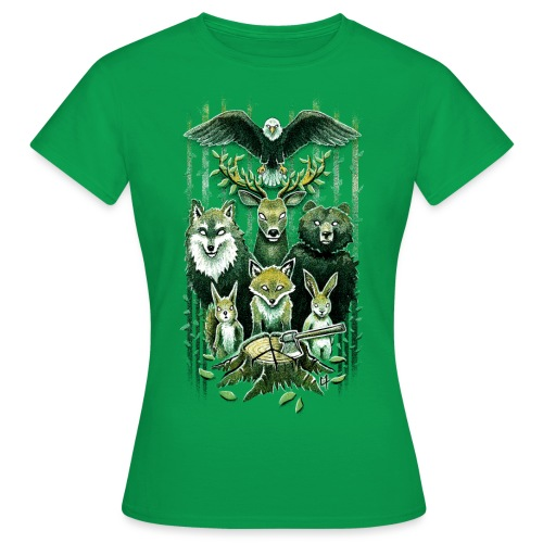 FoRest In Peace - Women's T-Shirt