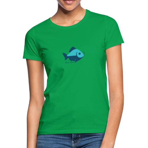 Fisch Ahoi - Frauen T-Shirt
