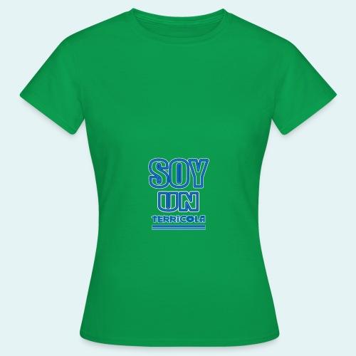 Soy terricola - Camiseta mujer