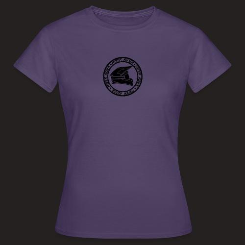 500hr black - Frauen T-Shirt