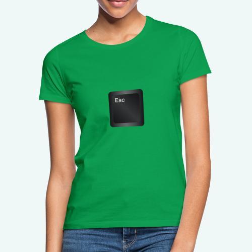 Escape - Frauen T-Shirt
