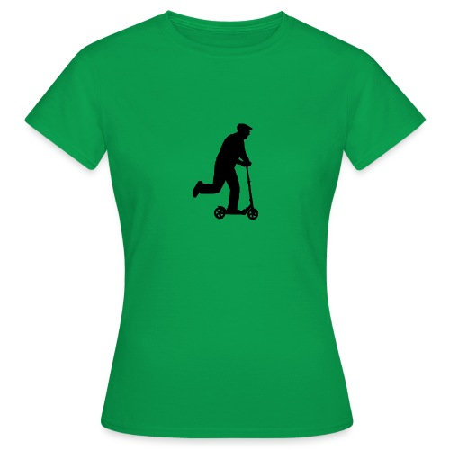 the old man - Frauen T-Shirt