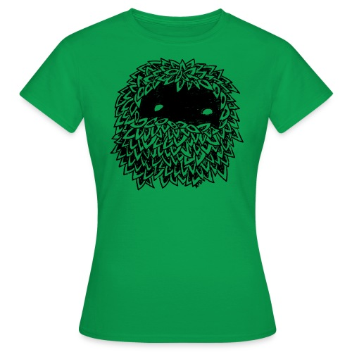 Leaves Bounoz by www.mata7ik.com - T-shirt Femme