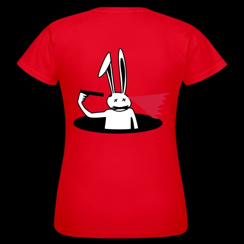 suicideBunny - Frauen T-Shirt