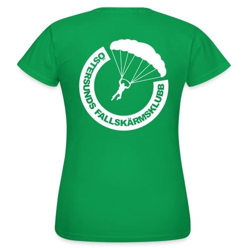 ÖFSK 2015 logo bröst - T-shirt dam