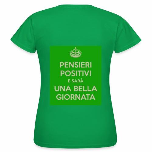 frase motivazionale - Maglietta da donna