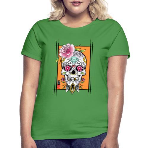 Mexican skull - T-shirt Femme