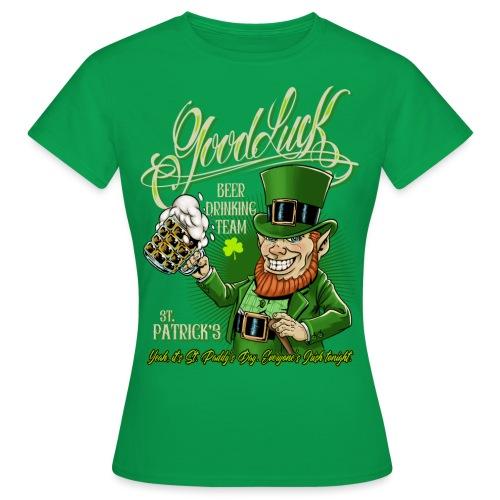 Día de San Patricio - Camiseta mujer