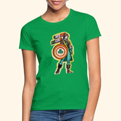 CAPTAIN IRELAND AYHT - Women's T-Shirt