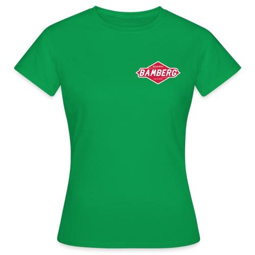 Original Bamberg - Frauen T-Shirt