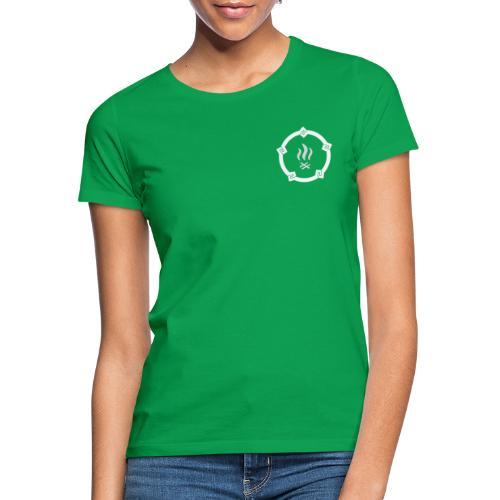 HKPT logotuote huutopainatuksella - Naisten t-paita