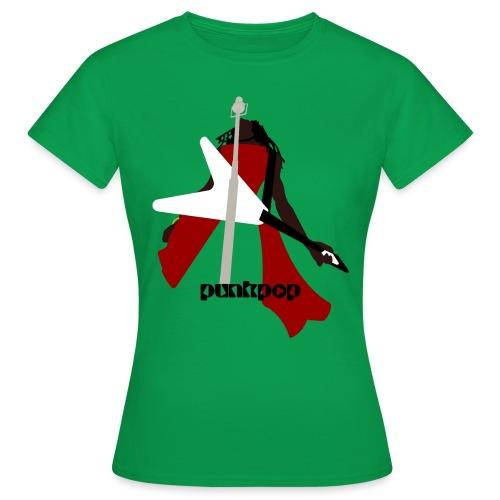 LK AYGGMW PunkPop - Maglietta da donna