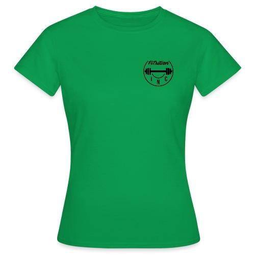 FiTrition Inc - Black - Women's T-Shirt