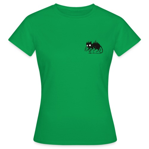 cat - Dame-T-shirt