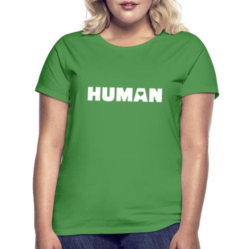 human - T-shirt Femme
