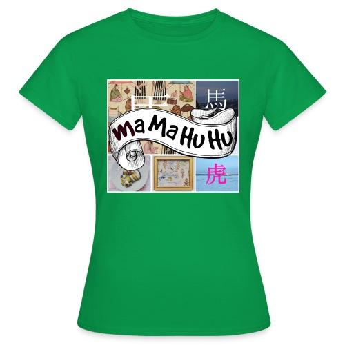 Ma ma hu hu / So-so - Naisten t-paita