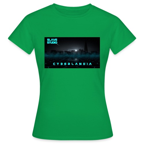 Cyberlandia - Maglietta da donna