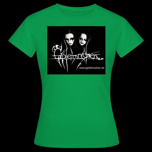 gipfelmoshen chlo - Frauen T-Shirt