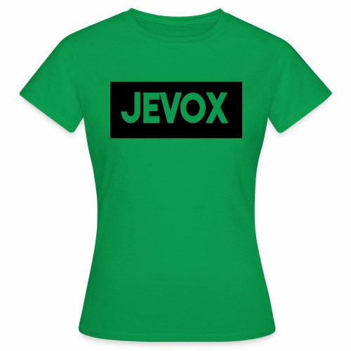 Jevox Black - Vrouwen T-shirt
